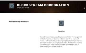 Fake Blockstream job interview page 01